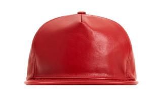 Stampd LA Lambskin Snapback Caps