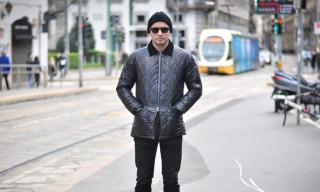 Street Style: Mirko Augugliaro in Nike, VNGRD & Fendi