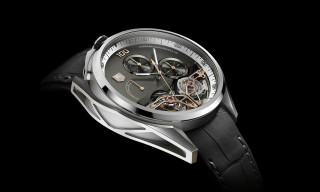 TAG Heuer Carrera MikroPendulumS Concept Chronograph