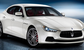 A First Look at the 2014 Maserati Ghibli
