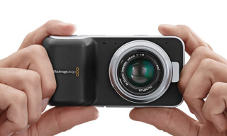 The Blackmagic Pocket Cinema Camera