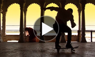 The Dopest Skateboard Video You'll Watch Today: Kilian Martin – India Within