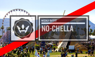 Weekly Outfit: No-chella