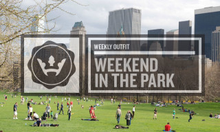 Weekly Outfit: Weekend in the Park