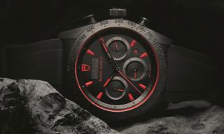 Tudor Fastrider Black Shield Wristwatch