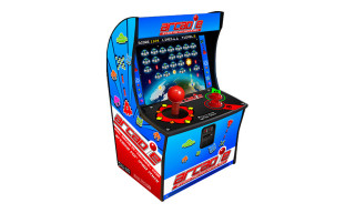 Turn Your iPad Mini Into the Perfectly Sized Desktop Arcade with Arcadie