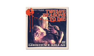 Stream the New Project 'Twelve Reasons to Die' from Ghostface Killah & Adrian Younge