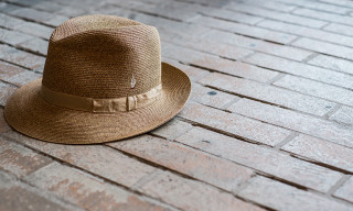 UNDERCOVER x coeur K6H01 Straw Hat