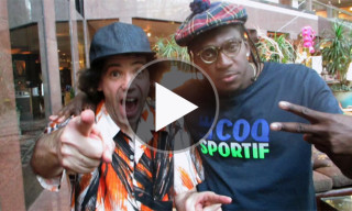 Watch Nardwuar Interview Pusha T at SXSW