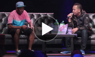 Watch Episode 1 of Tyler, the Creator's CRWN Interview with Elliott Wilson