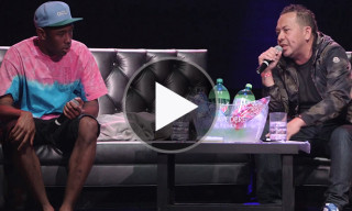 Watch Part 2 of Tyler, the Creator's CRWN Interview with Elliott Wilson