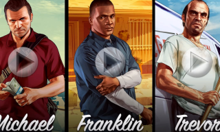Watch the New Character Trailers for 'Grand Theft Auto V'