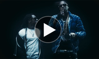 "Watch the Official Music Video for 2 Chainz's ""Yuck"" featuring Lil Wayne"
