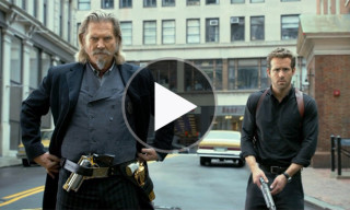 Watch the Official Trailer for 'R.I.P.D.' Starring Jeff Bridges and Ryan Reynolds