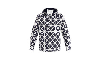 Thom Browne for Brooks Brothers Geometric Windbreaker