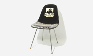 XLarge President Label x Made by Seven-Reuse – Vintage Eames Side Shell Chair