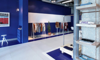 BWGH Opens First Store in Paris