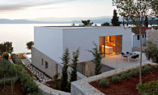 House on Krk Island, Croatia by DVA Architects