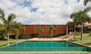 MDT House in Fazenda Boa Vista, Sao Paulo