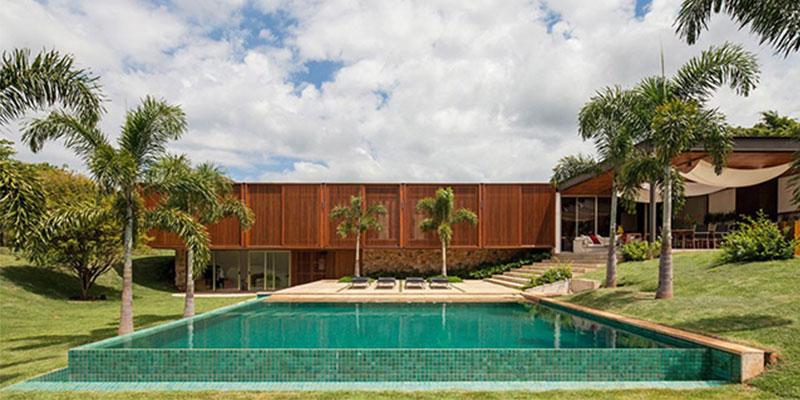 Mdt house in fazenda boa vista sao paulo highsnobiety - The narrow house of sao paolo ...