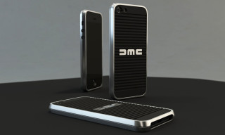 A DeLorean-Inspired iPhone 5 Case
