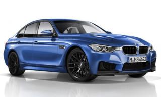 A First Look at the 2014 BMW M3