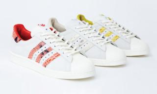 """adidas Consortium """"Superstar 80s"""" Pack"""