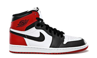 "Air Jordan 1 Retro Hi OG ""Black Toe"""