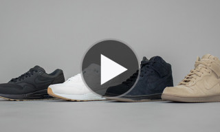 IN MOTION | A.P.C. + Nike 2013 Sneaker Collection
