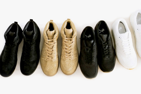 A.P.C. x Nike Summer 2013 Sneaker Preview – Dunk High & Air Maxim 1