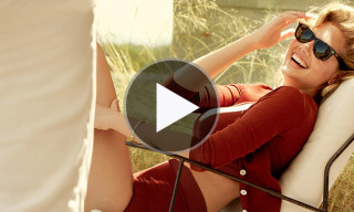 Behind the Scenes on Kate Upton's First Vogue Cover Shoot