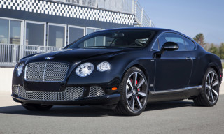 Bentley Announces Le Mans Limited Edition Models