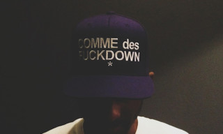 "Black Scale's ""Everything is Purple"" COMME des F*CKDOWN Collaboration"