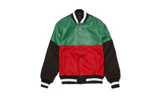 Black Scale x Golden Bear Varsity Jackets