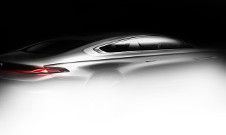 BMW Teases New Pininfarina Gran Lusso Coupé