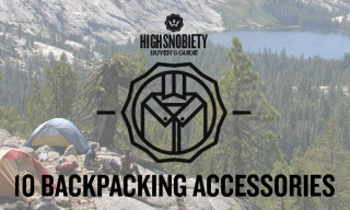 Buyer's Guide: 10 Backpacking Accessories