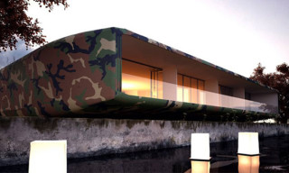 Camouflage Casa Lapo by Florent Lesaulnier