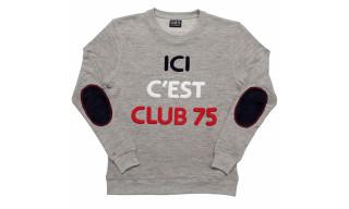"""Club 75 x BWGH """"Ici C'est Club 75"""" Sweatshirt"""