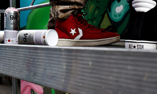 Converse Pro Leather Experience – Wall to Wall Tour