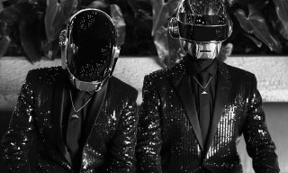 Sky Ferreira Interviews Daft Punk for CR Fashion Book – PUNK'D