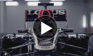 Daft Punk and Lotus Debut Formula One Race Car for the 2013 Monaco Grand Prix