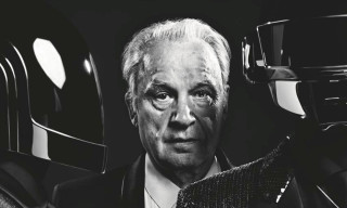 Hedi Slimane Shoots Daft Punk vs. Giorgio Moroder for Dazed & Confused
