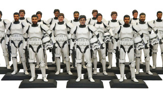 Disney Turns Fans into Star Wars Stormtroopers with a 3D Face Scanner