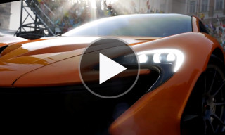 'Forza Motorsport 5' Xbox One Announce Trailer