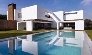 House in La Moraleja by Dahl Architects & GHG Architects