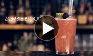HOW TO | Cocktails 101 : The Zombie Blood