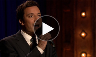 Jimmy Fallon and John Krasinski Have a Lip Sync-Off