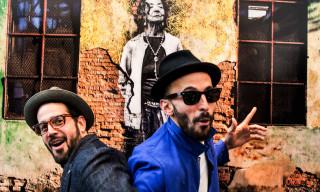JR/ José Parlá: The Wrinkles of the City, Havana at Bryce Wolkowitz Gallery – Opening Recap