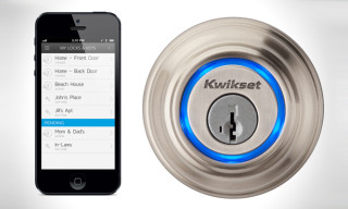 Kevo, the iPhone-Operated Door Lock