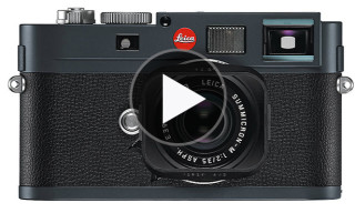 IN MOTION   Leica M-E Digital Rangefinder Camera